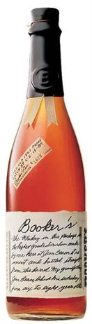 Booker Noes Bourbon 7 Year Old 126@
